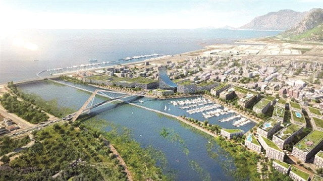 Kanal İstanbul için YİD Kanunu