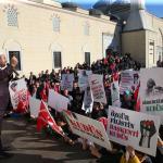 Başakşehirliler Kudüs için Kayaşehir'de