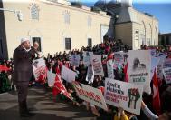 kudüs protesto