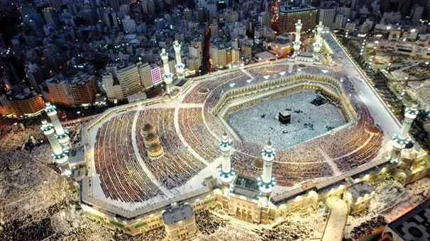 Suudi Arabistan'dan Mekke projesi