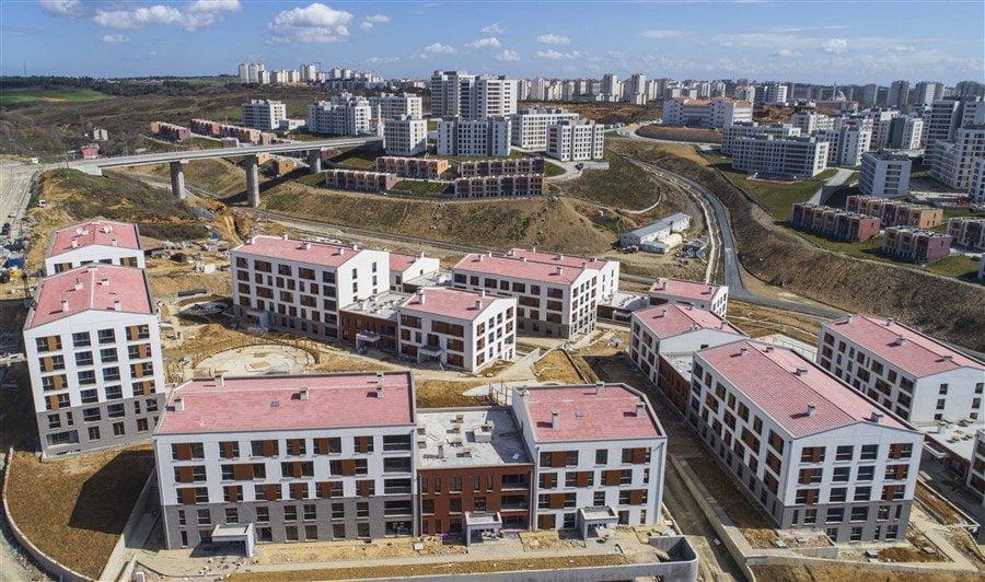 Toki Kayaşehir Vadi Evleri Fiyat Listesi