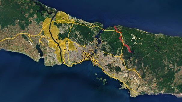 Kanal İstanbul ile Kayaşehir'i neler bekliyor