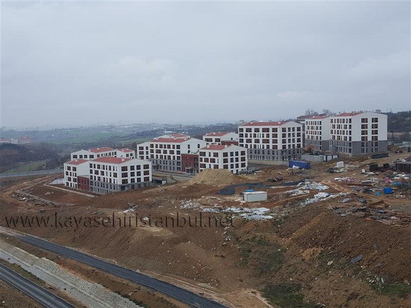 Toki Kayaşehir 24.Bölge Yeni Fotoğraflar