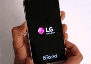 LG G5'e nasıl format atılır?