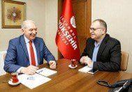 Mevlüt Uysal Kayaşehir Metrosu için Açıklamada Bulundu