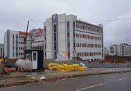 Toki Kayaşehir 24.Bölge Okul İnşaatı