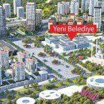 Başakşehir Belediyesi'nin yeni binası için yer teslimi yapıldı!