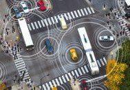 Araçlara özel akıllı takip sistemi yolda