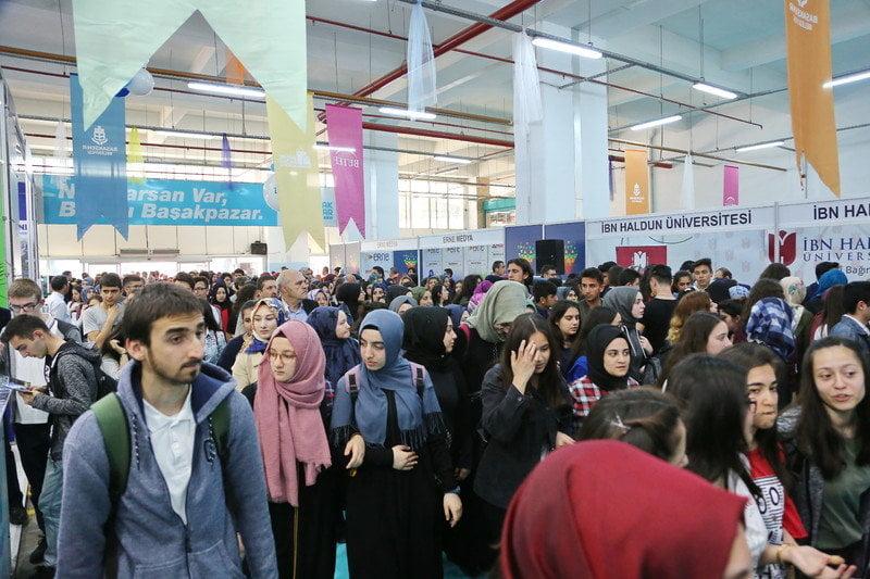 Üniversitelerin temsilcileri Başakşehir'de