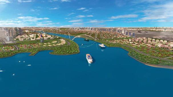 Güney Kore Kanal İstanbul'un Peşinde