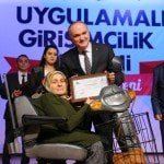 Başakşehir'de Girişimciler Sertifikalarını Aldı