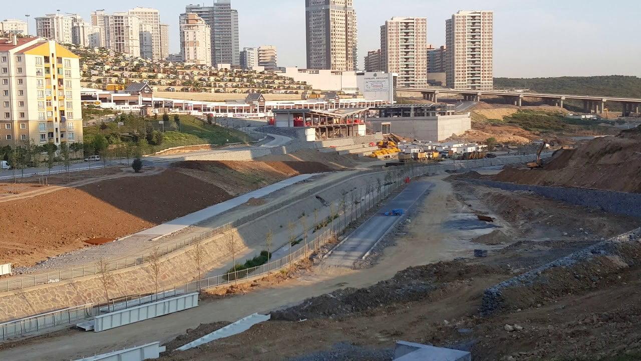 Toki Park Başakşehir Şekillenmeye Başladı