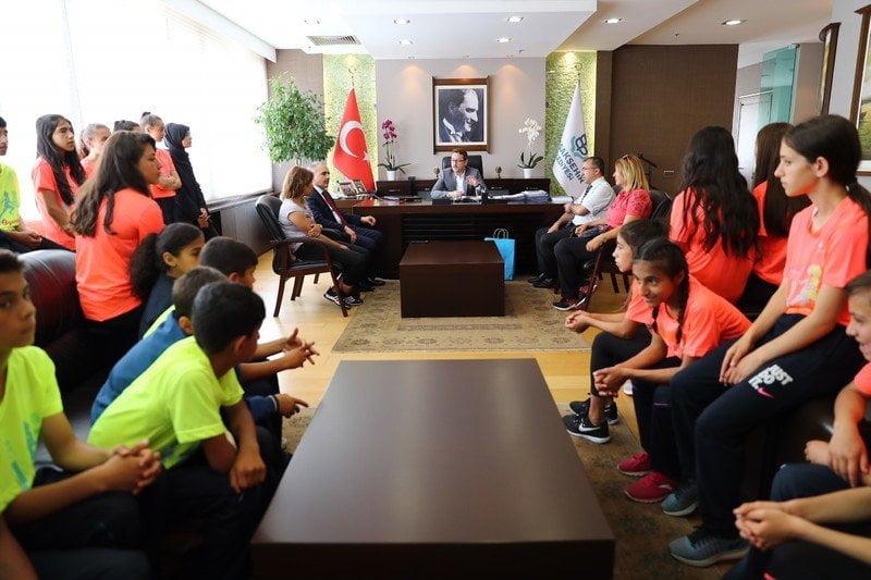 Atletizmde Başakşehir zaferi