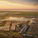 İstanbul Yeni Havalimanı'nda 9 bin kişi ve 10 uçakla 3 test yapılacak