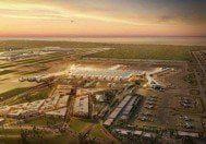 Sabiha Gökçen ile Yeni Havalimanı arası 45 dakika olacak!