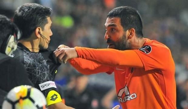 Başakşehirli Futbolcuya tarihi ceza!