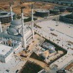 Başakşehir Merkez Camisi İbadete Açıldı