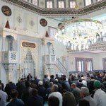 Altınşehir Tepe Camii ibadete açıldı