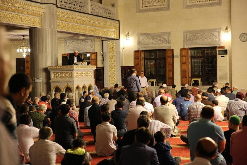 Başakşehir'de 'cami sohbetleri' başladı