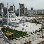 Başakşehir Merkez Cami Fotoğrafları