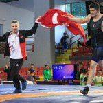 Başakşehirli Güreşçi Şampiyon Oldu