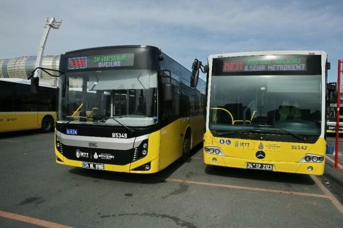 Başakşehir'de Hastaneler Arası Yeni Otobüs Hatları