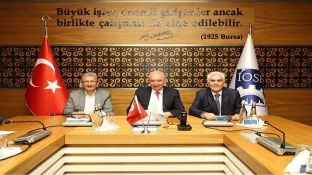 Başkan Başakşehir'de Sanayiciler ile Birlikte