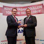 Başakşehir Belediyesi'ne 'Akıllı Kent' Ödülü
