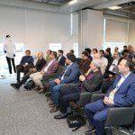 Girişimciler ve yatırımcılar Başakşehir'de