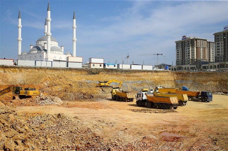 Yeni Belediye Binası İnşaatı Başladı