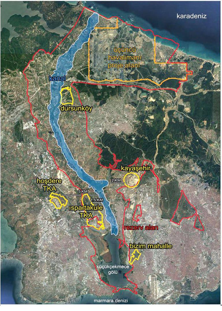 İstanbul'da 15 bin yeni konut yapılacak