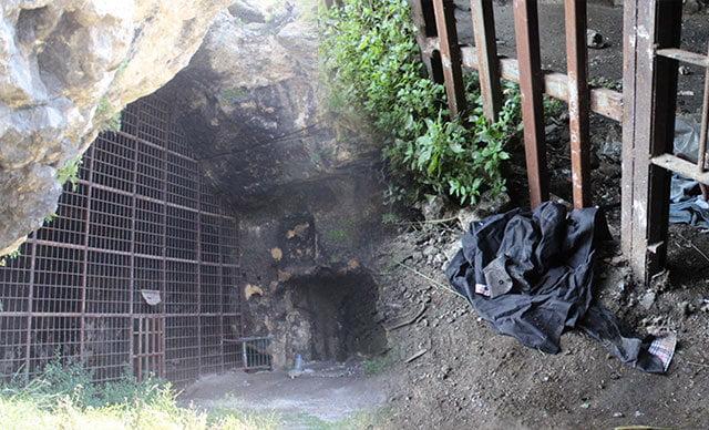 Kanal İstanbul'un yönünü değiştiren mağara