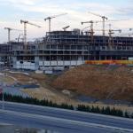 İkitelli Şehir Hastanesi Şekillenmeye Başladı