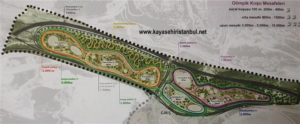 Başakşehir'e Dev Millet Bahçesi Yapılacak