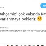 TOKİ :'İlk Millet Bahçesi Kayaşehir Millet Bahçesi Olacak!'