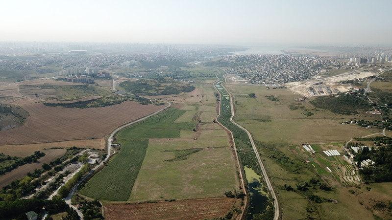 'Kanal İstanbul'da yapılar 4 katı geçmeyecek