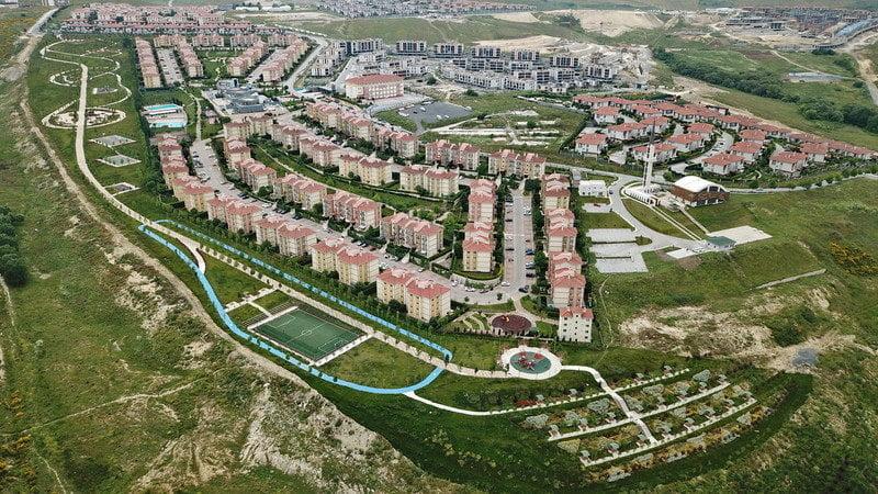 Başakşehir'in 4 muhteşem parkı