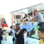 Kayaşehir'Sağlık Sokağı'nda ücretsiz mamografi çekiliyor