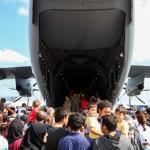 TEKNOFEST İstanbul'un üçüncü gününde ziyaretçi akını