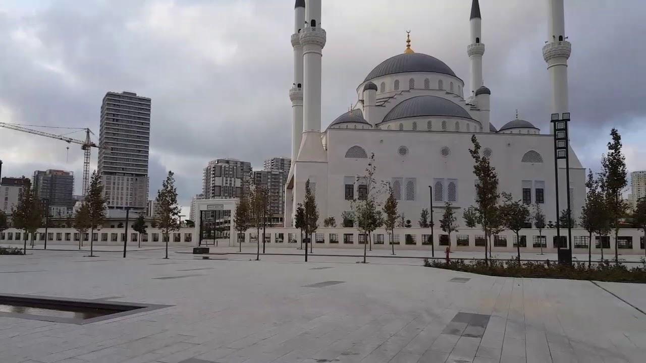 Başakşehir Yeni Kent Meydanı Tamamlandı
