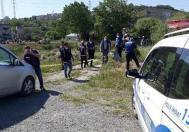 Başakşehir Altınşehir deresinde çocuk cesedi bulundu