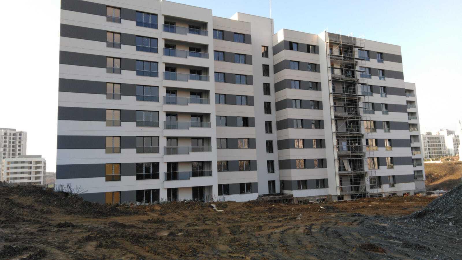Toki Kayaşehir 22.Bölge'de Orta Gelirli için 862 Konut Satışa Çıkıyor